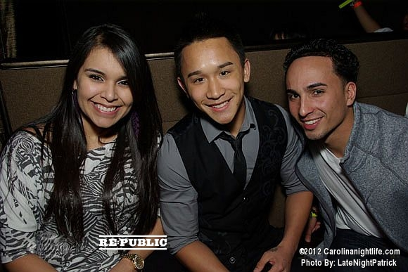 Vintage Friday at Republic with DJ Ben Hamilton - Photo #466984