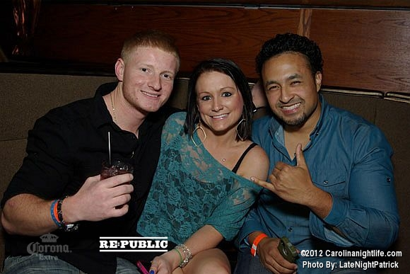 Vintage Friday at Republic with DJ Ben Hamilton - Photo #466987