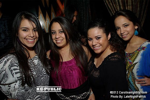 Vintage Friday at Republic with DJ Ben Hamilton - Photo #466996