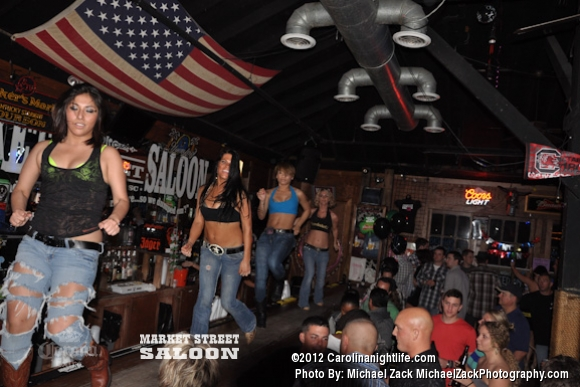 Finding The Irish Spring @ Market Street Saloon - Photo #469287