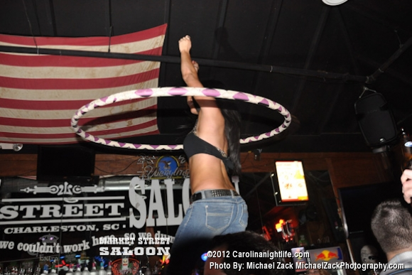 Finding The Irish Spring @ Market Street Saloon - Photo #469291