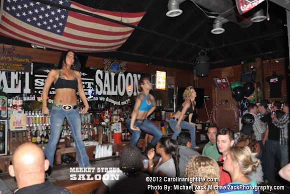 Finding The Irish Spring @ Market Street Saloon - Photo #469298