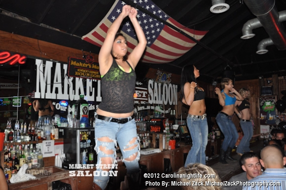Finding The Irish Spring @ Market Street Saloon - Photo #469324