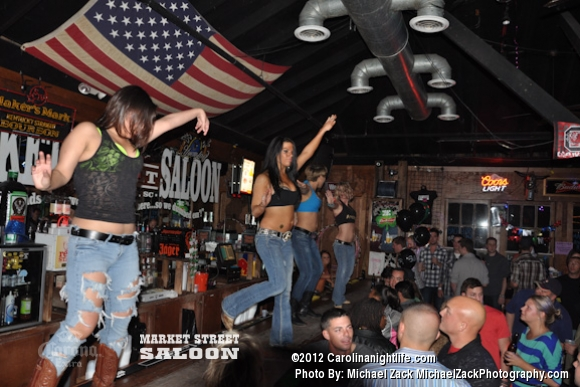 Finding The Irish Spring @ Market Street Saloon - Photo #469327