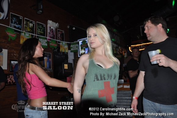 Finding The Irish Spring @ Market Street Saloon - Photo #469334