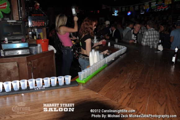 Finding The Irish Spring @ Market Street Saloon - Photo #469342