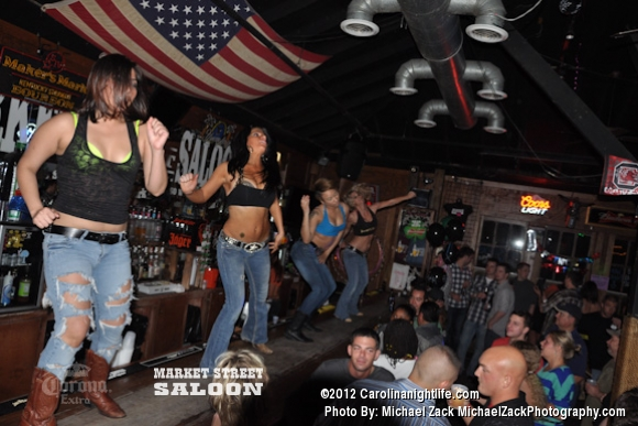 Finding The Irish Spring @ Market Street Saloon - Photo #469344