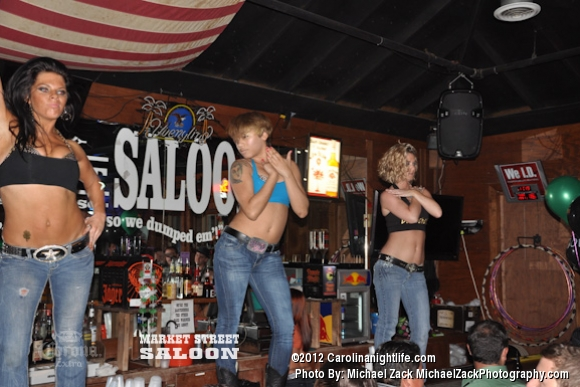 Finding The Irish Spring @ Market Street Saloon - Photo #469348
