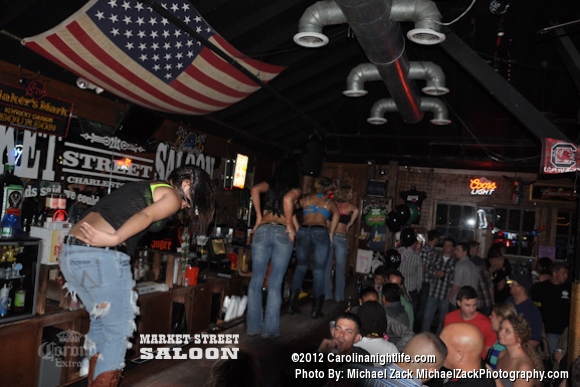 Finding The Irish Spring @ Market Street Saloon - Photo #469353