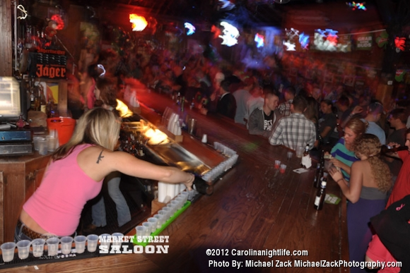 Finding The Irish Spring @ Market Street Saloon - Photo #469369