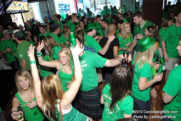DJ Botz St. Patrick's Day at Fitzgerald's - Photo #469980