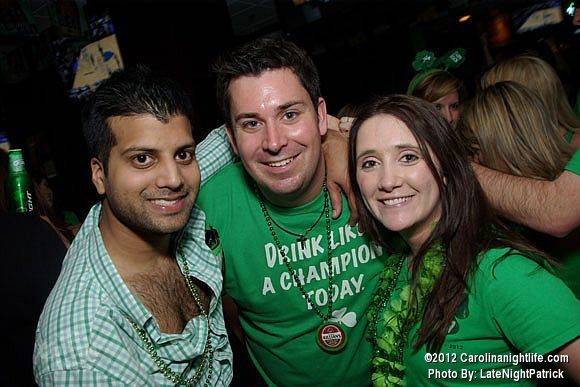 DJ Botz St. Patrick's Day at Fitzgerald's - Photo #469988