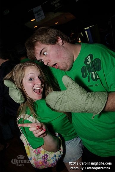 DJ Botz St. Patrick's Day at Fitzgerald's - Photo #469996