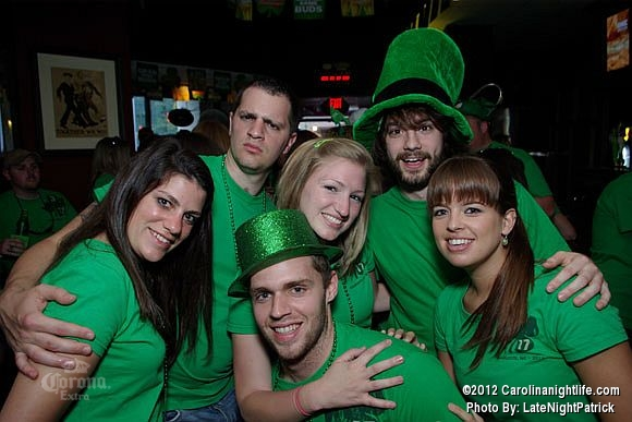 DJ Botz St. Patrick's Day at Fitzgerald's - Photo #470004