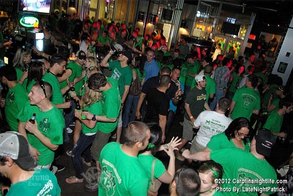 DJ Xj4000 St. Patrick's Day Whisky River - Photo #470040
