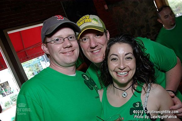 Cosmos Cafe uptown St. Patrick's Day - Photo #470486