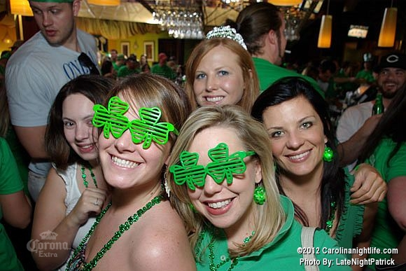 Cosmos Cafe uptown St. Patrick's Day - Photo #470505