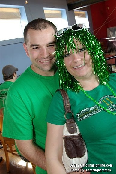 Cosmos Cafe uptown St. Patrick's Day - Photo #470541
