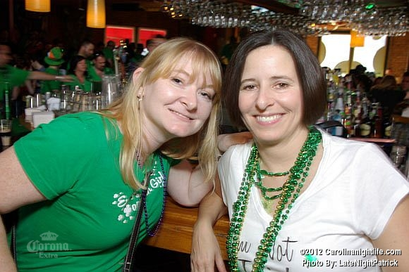 Cosmos Cafe uptown St. Patrick's Day - Photo #470543