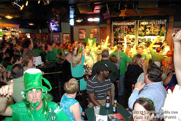 Howl at the Moon St. Patrick's Day - Photo #470647