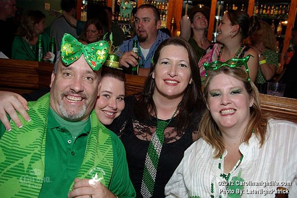 Howl at the Moon St. Patrick's Day - Photo #470676