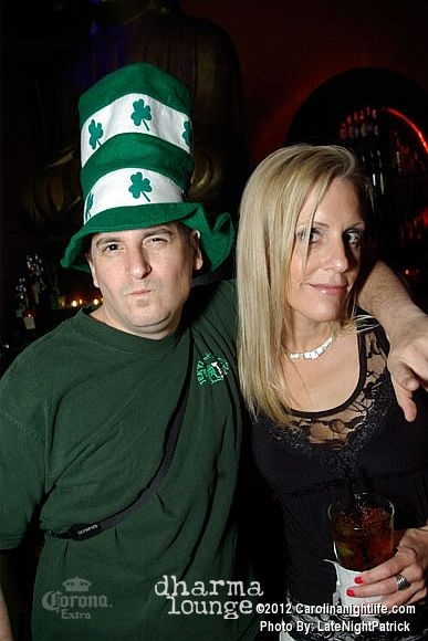 DJ Lee Coombs St. Patrick Day Dharma - Photo #470865