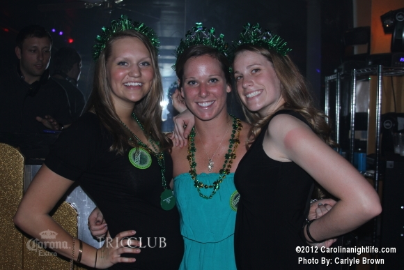 St. Patricks Night @ Trio - Photo #471096