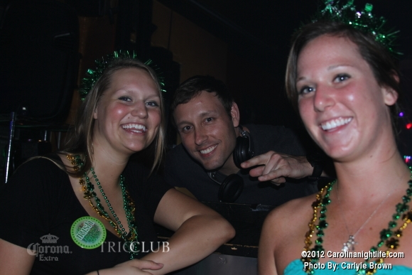 St. Patricks Night @ Trio - Photo #471103