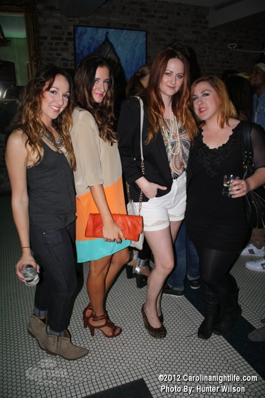 Charleston Fashion Week After Party at Fish - Photo #472683