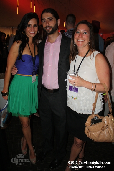 Style Lounge Party at Charleston Fashion Week: Wednesday - Photo #473362