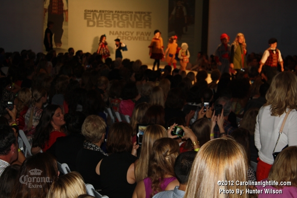 Style Lounge Party at Charleston Fashion Week: Wednesday - Photo #473389