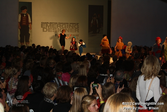 Style Lounge Party at Charleston Fashion Week: Wednesday - Photo #473391