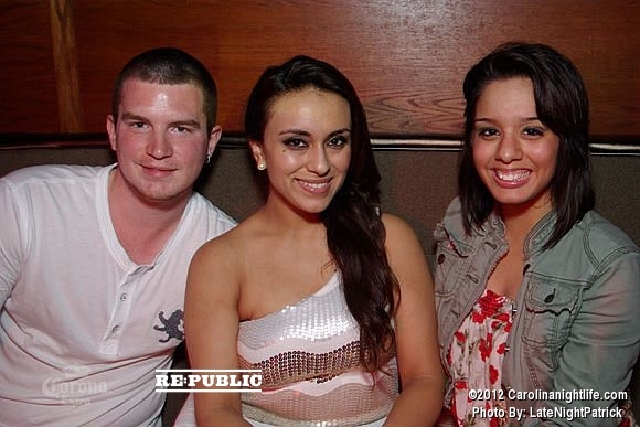 VJ Havana at RePublic Friday night - Photo #474023