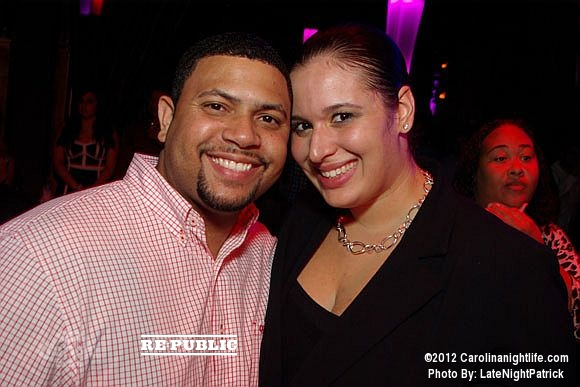 VJ Havana at RePublic Friday night - Photo #474040