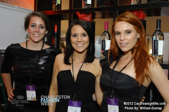 Charleston Fashion Week Rock The Runway Friday Night - Photo #474276