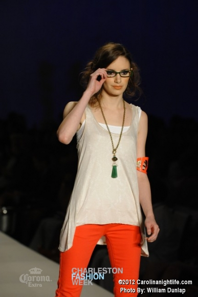 Charleston Fashion Week Rock The Runway Friday Night - Photo #474298
