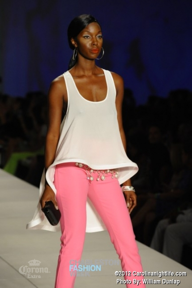 Charleston Fashion Week Rock The Runway Friday Night - Photo #474326