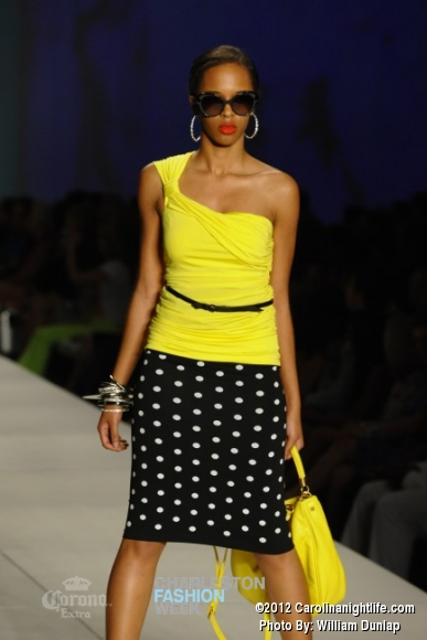 Charleston Fashion Week Rock The Runway Friday Night - Photo #474327