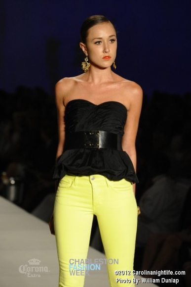 Charleston Fashion Week Rock The Runway Friday Night - Photo #474330