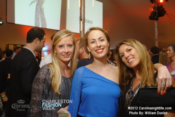 Charleston Fashion Week Rock The Runway Friday Night - Photo #474340