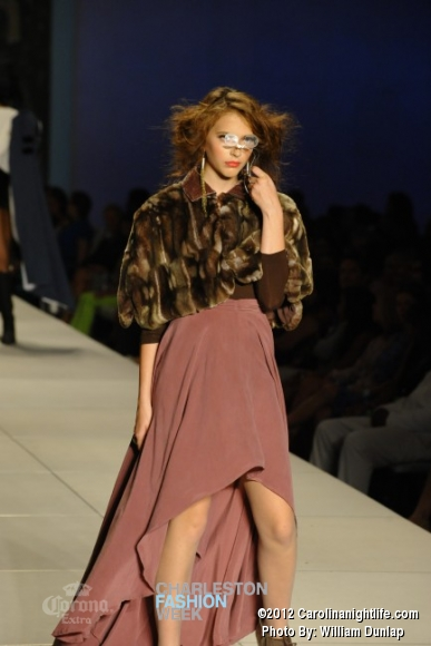 Charleston Fashion Week Rock The Runway Friday Night - Photo #474371