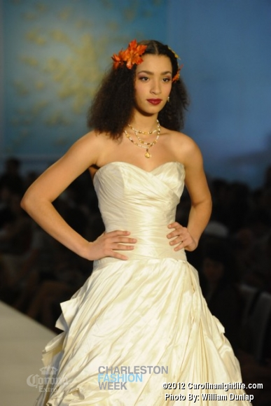 Charleston Fashion Week Bridal Show - Photo #474442