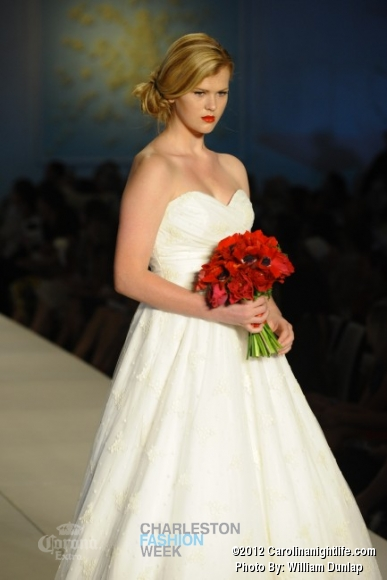 Charleston Fashion Week Bridal Show - Photo #474453