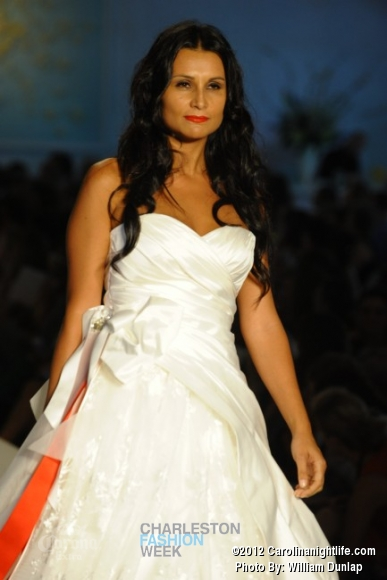 Charleston Fashion Week Bridal Show - Photo #474459