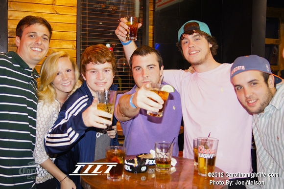 Time Warner Bar Crawl at Tilt - Photo #477123