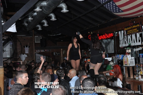 Party Bash Friday @ Market Street Saloon - Photo #480896