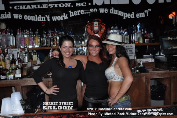 Party Bash Friday @ Market Street Saloon - Photo #480935