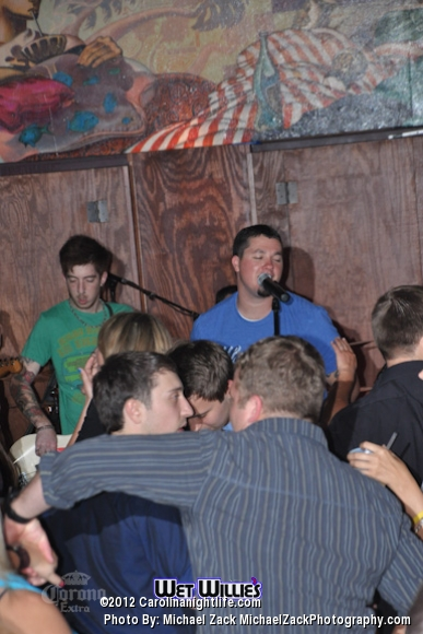 Rockin' The House @ Wet Willies - Photo #481001