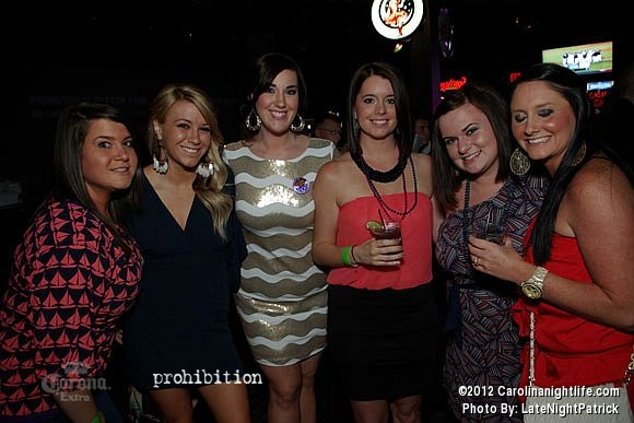 Prohibition Saturday with DJ Rowshay - Photo #481179