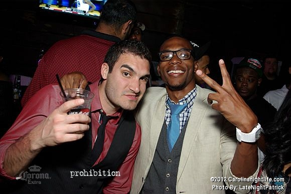 Prohibition Saturday with DJ Rowshay - Photo #481215